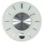 Kyvadlové hodiny NeXtime Stripe Pendulum