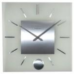 Kyvadlové hodiny NeXtime Stripe Pendulum Square