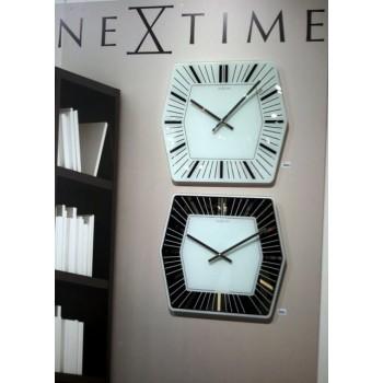 NeXtime Hexagon Black